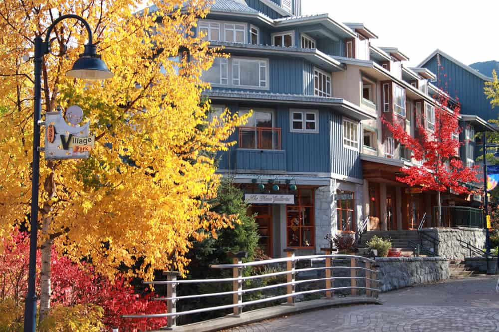 Whistler Village Accommodations
